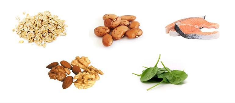 Alimentos para combater o colesterol alto
