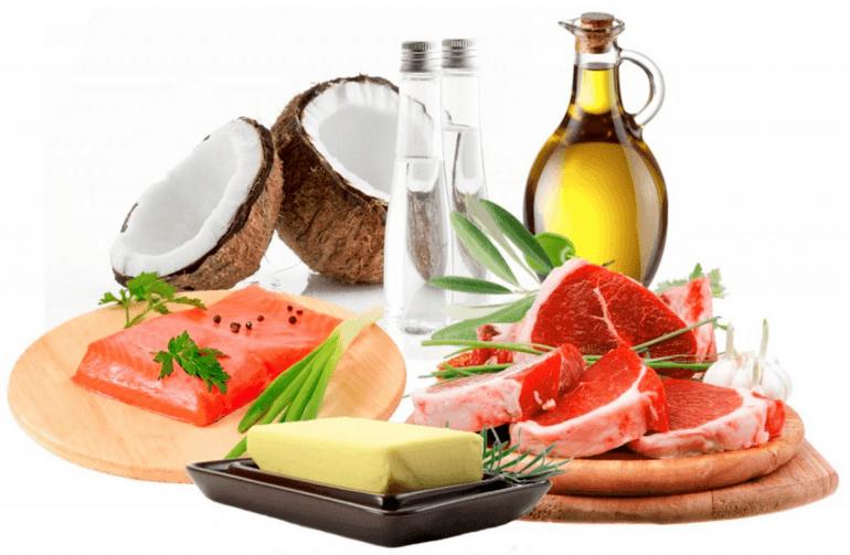Gorduras Saudáveis - Dieta Cetogênica
