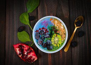 dieta à base de plantas