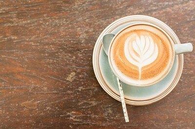 Cafe na dieta DASH