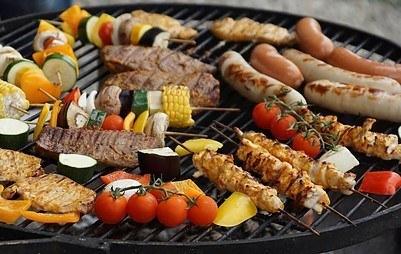 Carne magra, frango e peixe