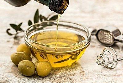 Gorduras, oleos e azeite de oliva