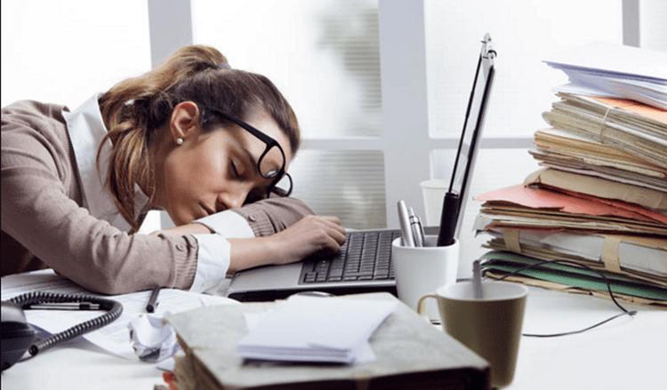 efeitos da falta de sono
